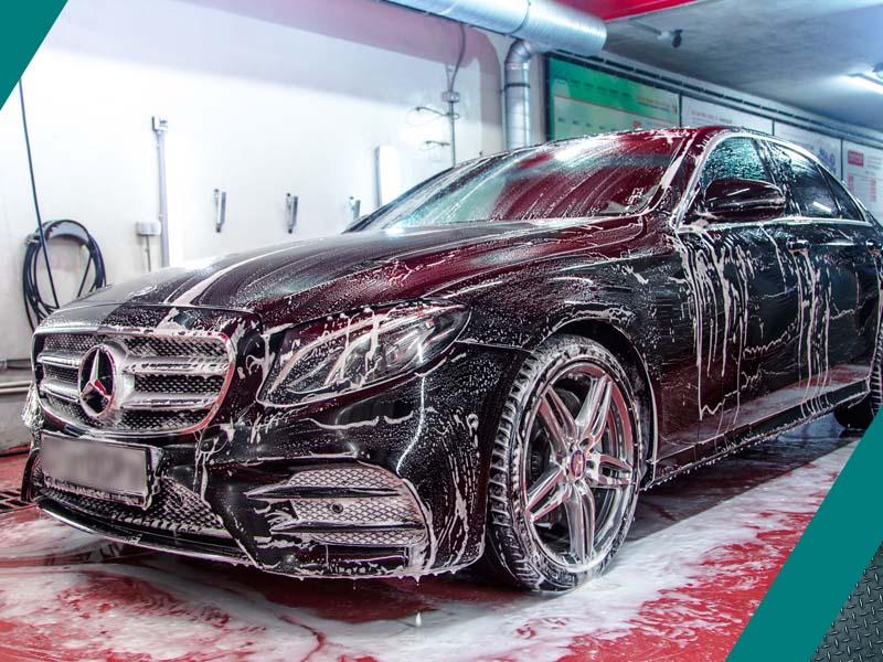 Картинка автомойка в Москве