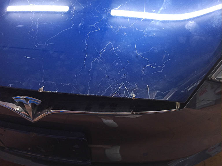 Картинка Тесла ремонт кузова (2)