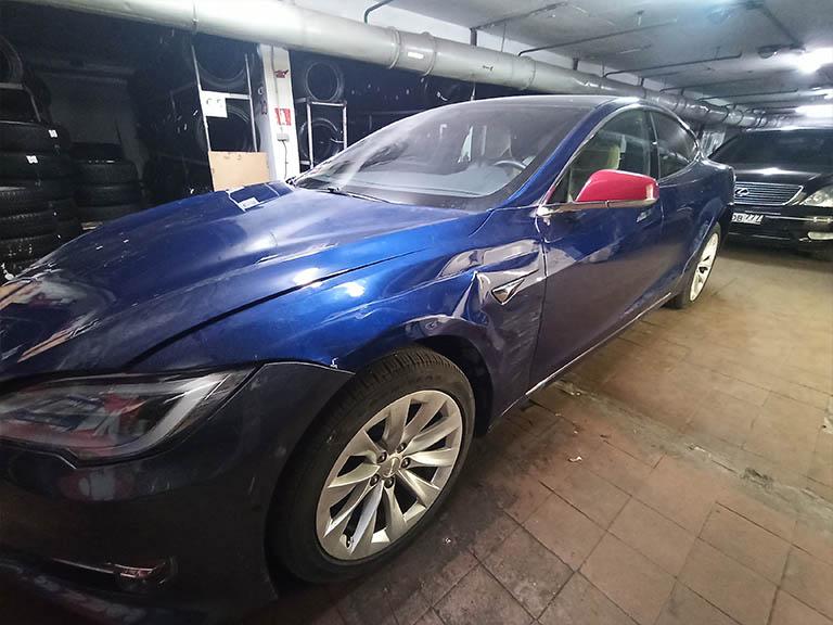 Картинка Тесла ремонт кузова (4)